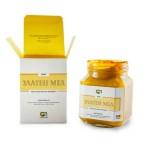 Златен мед 'Андоново' с куркума, джинджифил и черен пипер - един от най-мощните естествени антибиотици, 400 г