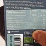 Фин черен шоколад 80% без добавена захар БИО 'Benjamissimo', 70 гр.