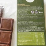 Фин млечен /веган, био/ шоколад без захар с 20% лешникова паста и кокосово мляко 'Benjamissimo'