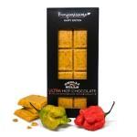 Фин /веган/ ULTRA HOT шоколад с 3 от най-лютивите чушки в света 'Benjamissimo' / Chilli Hills