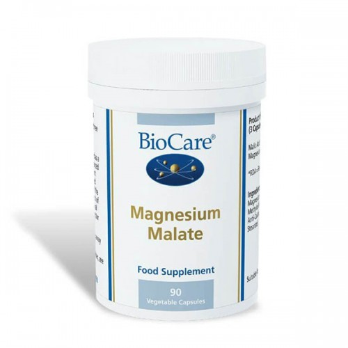 Магнезиев малат 'BioCare', 90 капсули