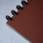 Тефтер 'borovini' Ейл за многократна употреба, 60 листа / 21х15 см