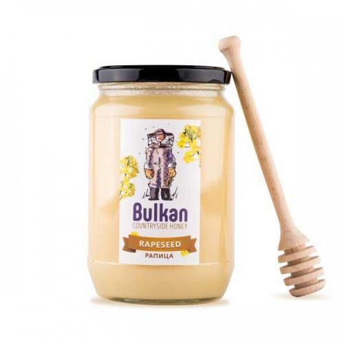 Плътен мед от рапица 'Bulkan', 1 кг.