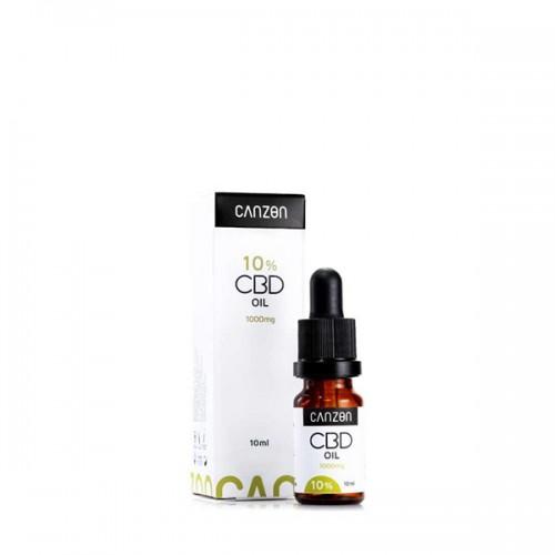 CBD конопено масло от Канабидиол 'CANZON' 10% (1000 мг), 10 мл