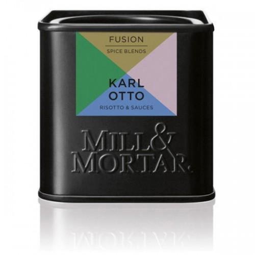 Микс от подправки със сушени манатарки Karl Otto /био/ 'MILL&MORTAR', 40 г