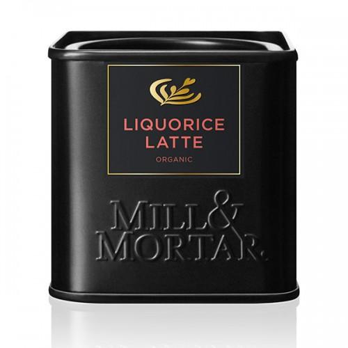 Подправка за лате Liquorice Latte /био/ 'MILL&MORTAR', 50 г