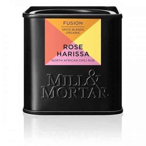 Микс от подправки Rose Harissa /био/ 'MILL&MORTAR', 50 г