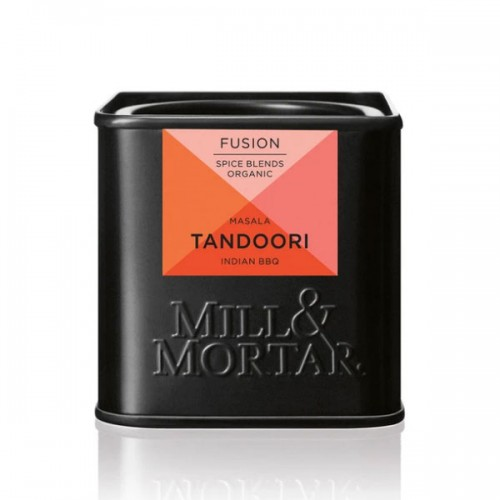 Микс от подправки Tandoori /био/ 'MILL&MORTAR', 50 г