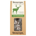 Зелен чай Мао Фенг 'TEAPIGS', 15 биоразградими торбички /пирамидки/