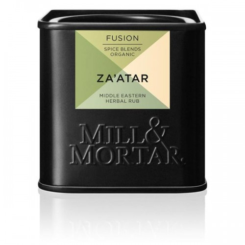 Микс от подправки Za'atar /био/ 'MILL&MORTAR', 40 г