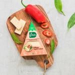 Ядково сирене от 84% ферментирало кашу с ПАПРИКА / ЛЕВУРДА и бифидо бактерии BB12 /зряло 15 дни/ D'free, 100г
