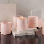 Ароматна свещ 1/4 ROSE ASH Capsule Candle със 100% памучен фитил, I-TEMS