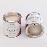Комплект от 2 ароматни свещи 'SCENT OF BULGARIA' - 01/ROSE и 02/ LAVENDER в подаръчна кутия I/TEMS