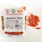Безглутенови макарони от червена леща /готови за 6-8 минути/, 250 гр.
