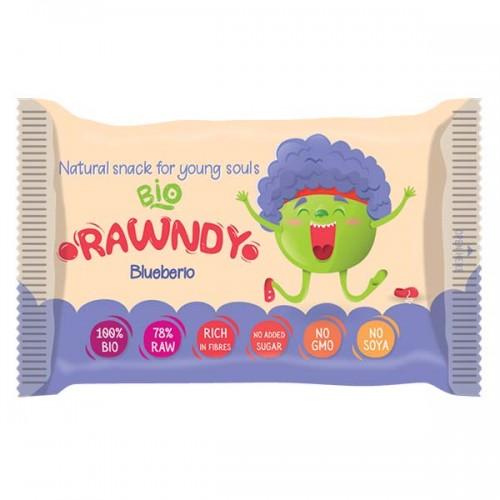 Плодов диск с пълнеж от боровинки /без добавена захар/ БИО 'Rawndy Blueberry'