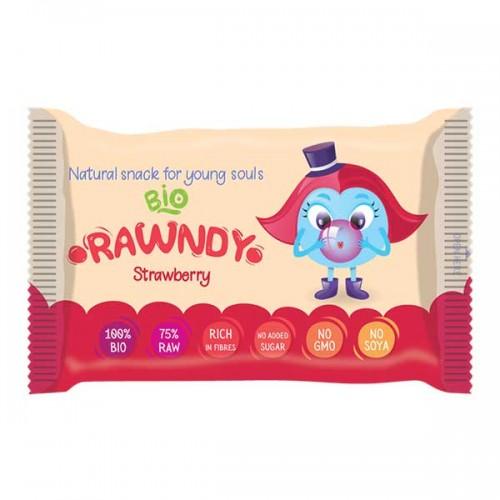 Плодов диск с пълнеж от ягоди /без добавена захар/ БИО 'Rawndy Strawberry'