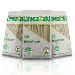 Солети от лимец с квас от лимец и морска сол /веган/ 'Limezzzki', 45g