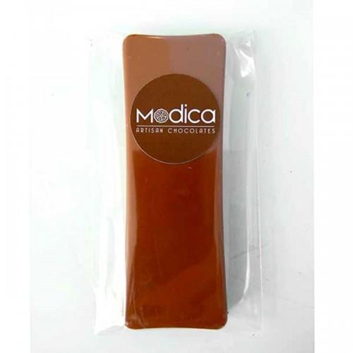 Млечен шоколад с пълнеж от сусамов тахан 'MODICA', 40 гр.