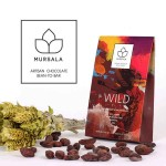 Функционален черен шоколад 70% с CO2 био екстракти от Мурсалски чай и Бъзак 'MURSALA Wild'