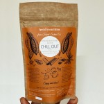 Какаов чай с масала подправки 'Chocolate Chai Chill out Latte' /веган, без глутен, без добавена захар/, 50 г