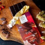 Черен шоколад с био екстракти от Мурсалски чай и Бъз 'MURSALA Wild'