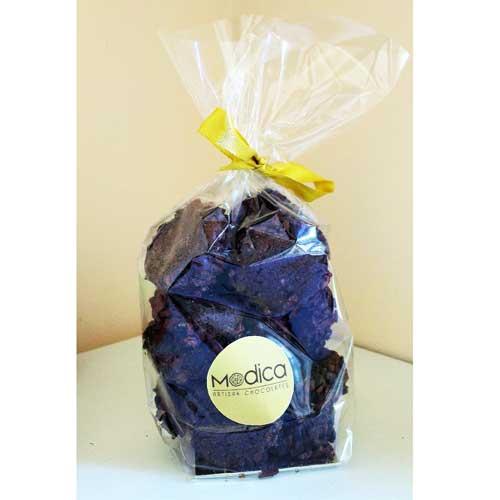 Какаови бисквитки с парченца какаови зърна, краве масло и натурална ванилия 'MODICA'