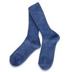 Чорапи от 100% мерино вълна - сини 'INTER BLANKET'