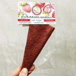 Пестил от ягоди, дехидратиран нискотемпературно /без добавена захар/, 30г