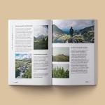 Рила - малка книжка за планината /наръчник за начинаещи планинари/ 'Планинка' + торбичка, стикери и значка