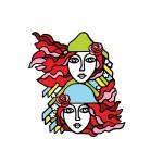 Спрей-мист с натурална розова вода за моментална хидратация на кожата ROSEOVERDOSE BEAUTY - лимитирана серия илюстрирана от Димитър Тасев