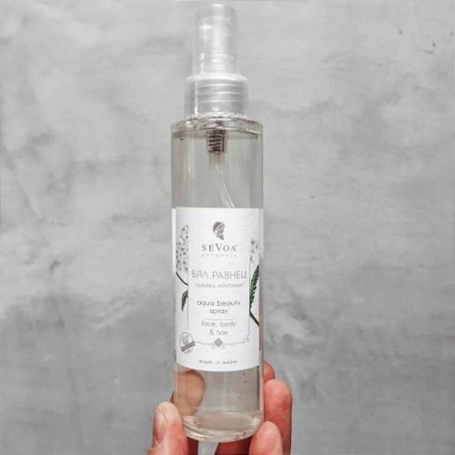 Етерична вода от Бял равнец /Achillea millefolium/ 'SEVOA Naturals', 135ml