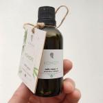 Конопено масло /студено пресовано/ за силно подхранване на кожата на лицето 'SEVOA Naturals', 50 мл