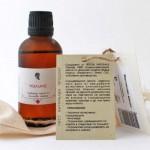 Малиново масло /студено пресовани семки от малини/ с естествен слънцезащитен фактор 'SEVOA Naturals', 50ml
