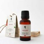 Малиново масло /студено пресовани семки от малини/ с естествен слънцезащитен фактор 'SEVOA Naturals', 20ml