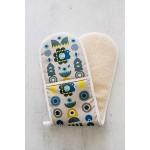 Двойни ръкохватки за фурна от 100% суров памук 'Softer + Wild'