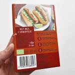 Тофу 'Виенски вурст' /БИО, без ГМО соя, 40% протеин/ TOFUTO, 180 г