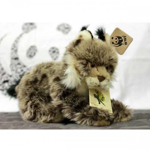 Плюшена играчка Рис - стани дарител на WWF България