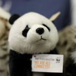 Плюшена играчка Панда - стани дарител на WWF България
