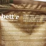 Гранола с лешници и ниско съдържание на захари /БИО, без глутен/ Bett'r, 300 гр.