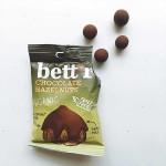 Лешници в черен шоколад /подсладени с кокосов сироп/ БИО bett'r, 40г