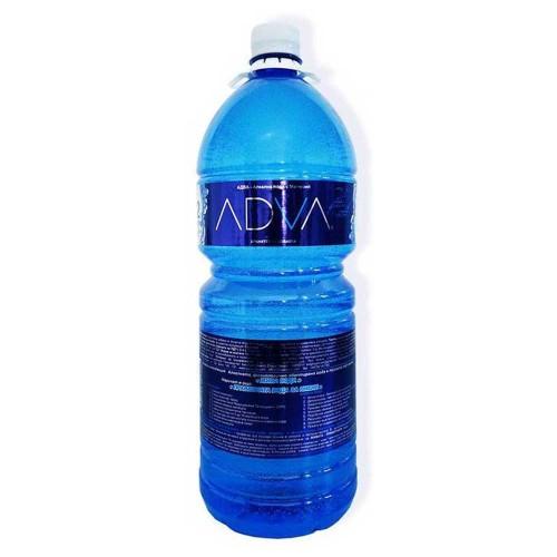 Жива алкална вода /pH 9/ с Магнезий 'ADVA', 2l