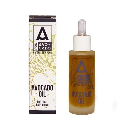 Авокадово масло /студено пресовано/ 'A for Аvocado', 30ml