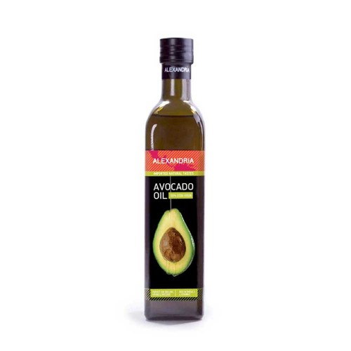 Авокадово масло за готвене /кулинарно/ 'Alexandria', 250ml