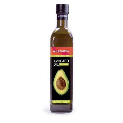 Авокадово масло за готвене /кулинарно/ 'Alexandria', 500ml