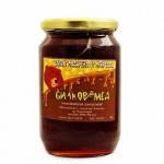 Билков полифлорен пчелен мед смес с Манов мед от района на гр. Благоевград, 1kg