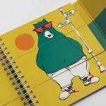 Времето на Лори - детска книжка с 520 забавни словесни комбинации, Анелия Пашова / APASH