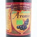 Био сок от пресен плод Арония, богат на антиоксиданти /биофлаваноиди/ 'Арониада', 500ml