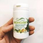 МОНОЛИТ - хранителна добавка за мъже с екстракт от Бабини зъни, Цвекло и Тиквени семки, 60 капсули