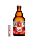 Крафт бира #7 Мч! /Ред Ейл с Мурсалски чай и Мента/ на 'Ах! Бирена Работилница', 330ml