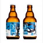 Крафт бира #3 Ох! /светло пиво с 5.7% алкохол/ на 'Ах! Бирена Работилница', 330ml